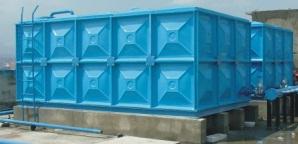 tanki air fiberglass
