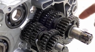 Transmisi sepeda motor – AERO ENGINEERING
