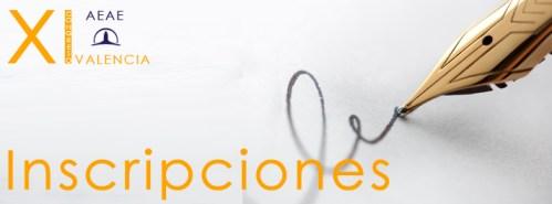 XI Congreso Inscripciones Cabecera