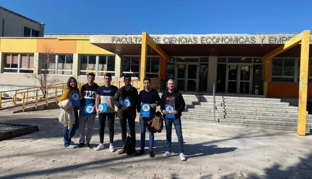 Reuniones con delegaciones de la Comunidad de Madrid