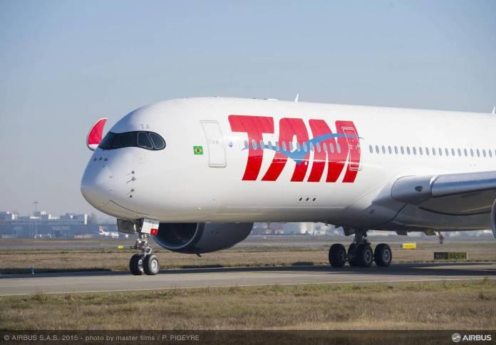 LATAM TAM A350