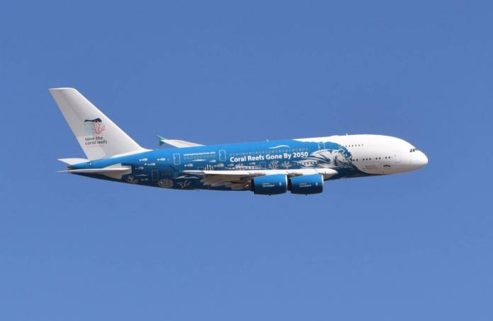Airbus A380 Hi Fly