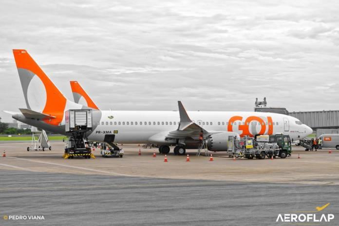 Boeing 737 MAX GOL