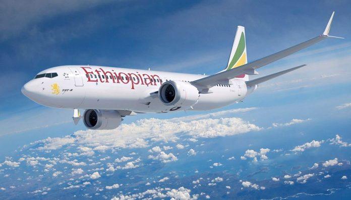 Boeing 737 MAX Ethiopian Airlines
