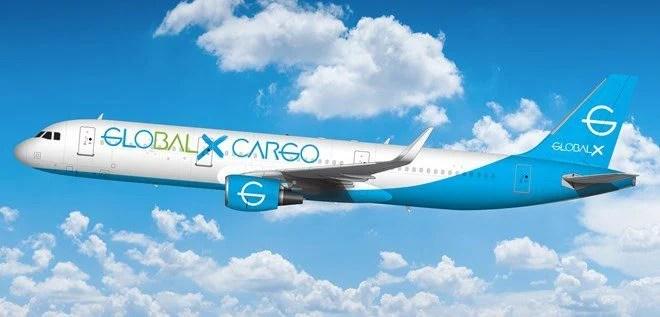 Airbus A321 GlobalX