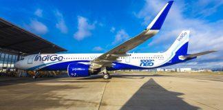 IndiGo CFM Airbus A321neo