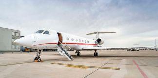 Amaro Aviation Gulfstream