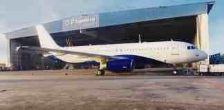 Airbus A320 P2F