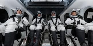 SpaceX Nasa Dragon Crew-2