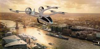 Embraer Eve Urban Air Mobility