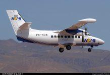 Let-410 NOAR Linhas Aéreas Recife Regional