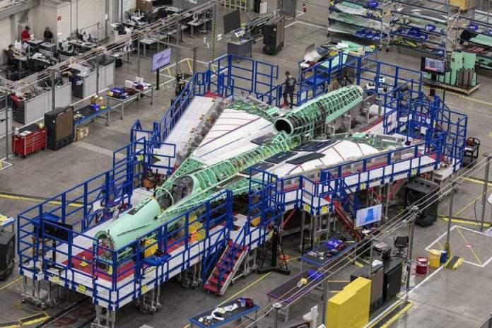NASA Lockheed X-59 Supersônico