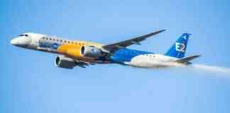 Embraer E195-E2 PR-ZIJ