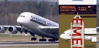 Airbus A380 Caridade Aviationtag