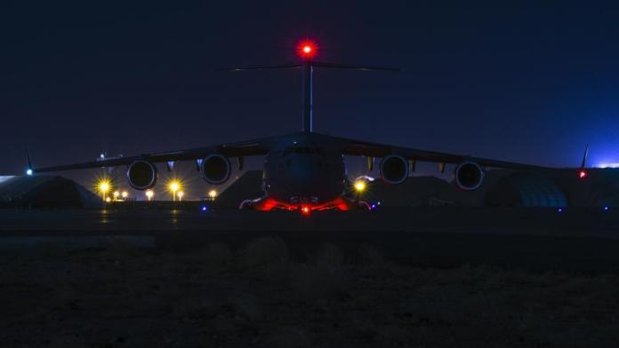 C-17 USAF Defesa EUA Afeganistão