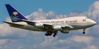 Boeing 747 Passageiros