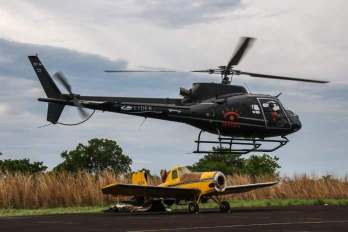Líder Aviação Rally Sertões