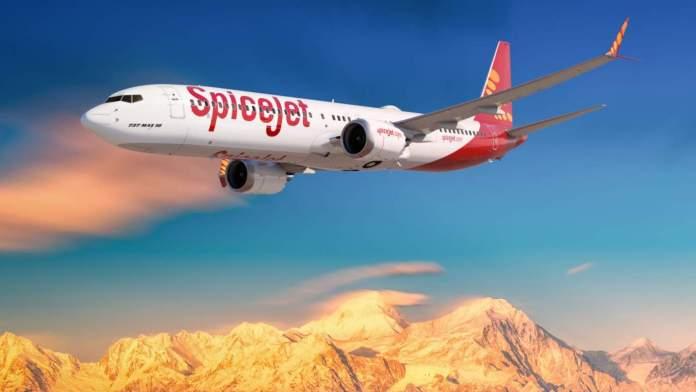 Boeing 737 MAX Índia Spicejet
