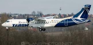 ATR 72 Tarom Romênia Coelho