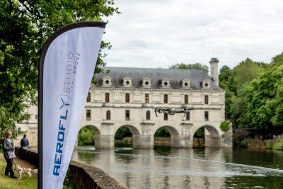 Château de Chenonceau Flag Aerofly Studio