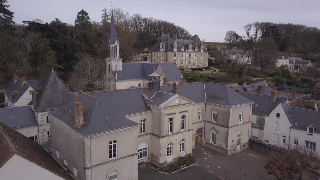 Commune de Noizay