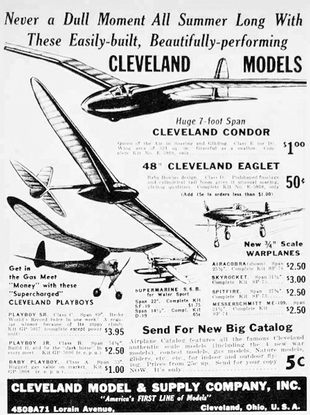 Super Condor Plans