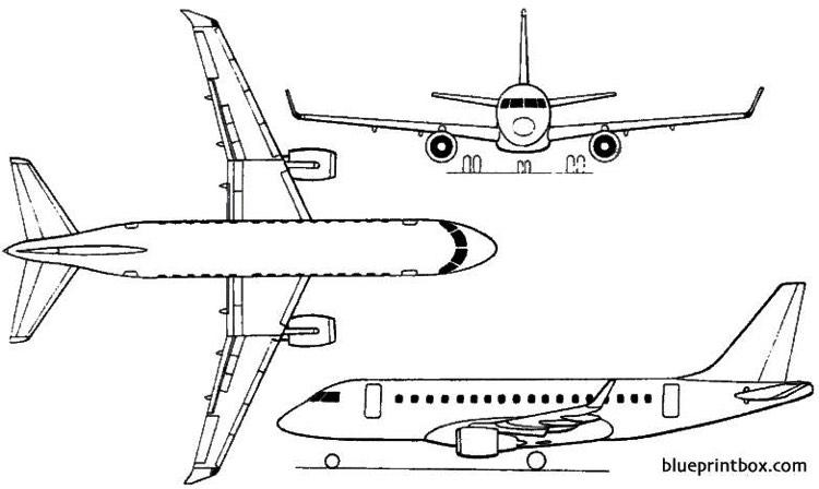 Embraer Erj 170 Brazil Plans