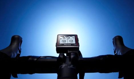Pioneer SX-CA500 Cycle-Computer on Bike_300dpi