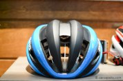 Giro brought the new Synthe helmet that beats the Air Attack in most situations yet doesn't sacrifice cooling power.