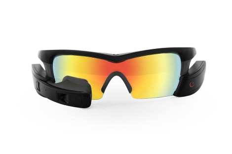 Recon Jet - Black Frame - Spectral Mirror Polarized Lens