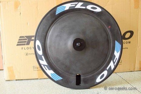 FLO DISC Carbon Clincher