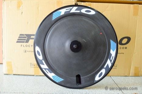 FLO DISC Aluminum Carbon