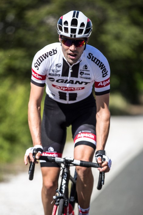 05-06-2016 SIERRA NEVADA Giant Alpecin Tom Dumoulin and Warren Barguil  photo : Wouter Roosenboom