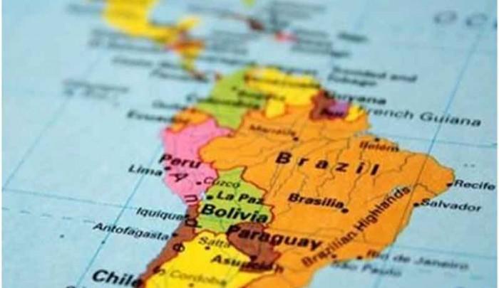 Resultado de imagen para mapa de corrupcion en america latina