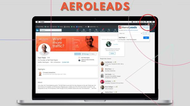 aeroleads email finder
