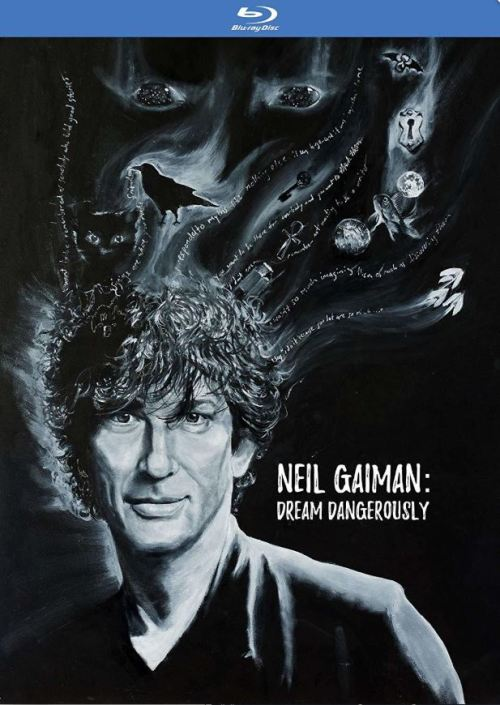 Neil Gaiman Blu-Ray