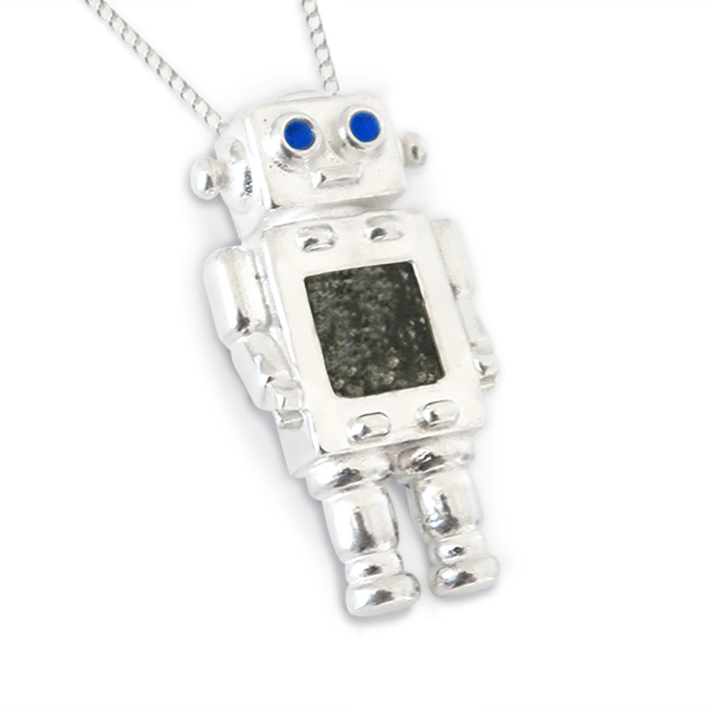 Mr Robot Moon Rock Pendant