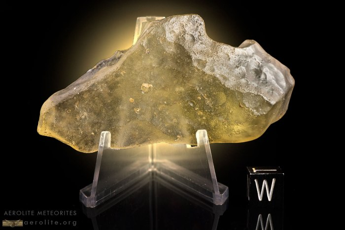 Libyan Desert Glass 49.4 Grams