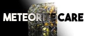 Meteorite Care