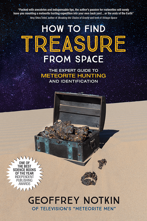 Meteorite Hunting cover 500