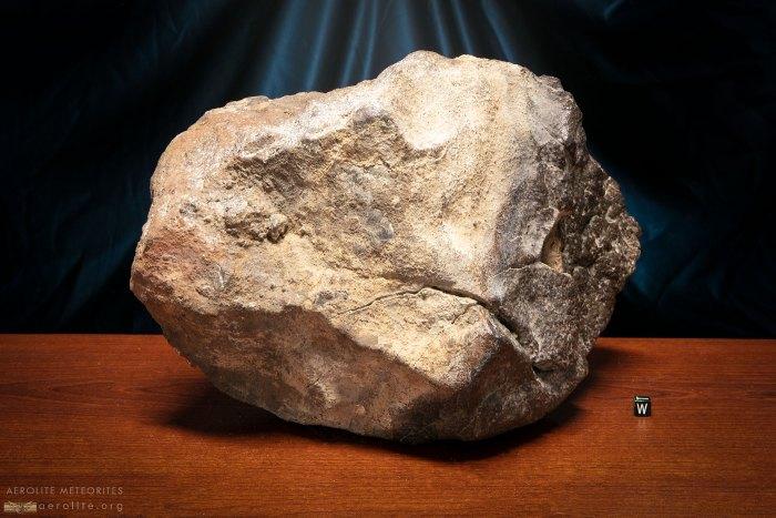 Stone Meteorite XXX 17.6k-3