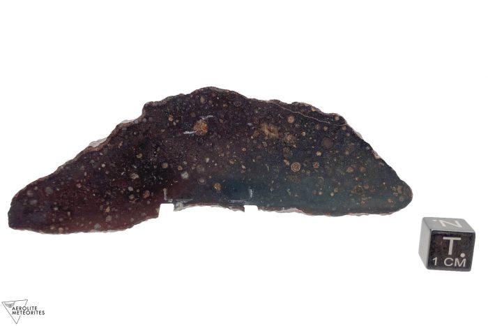 dag 521 cv3 meteorite slice