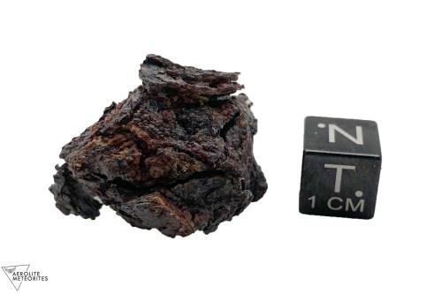 wabar iron oxide