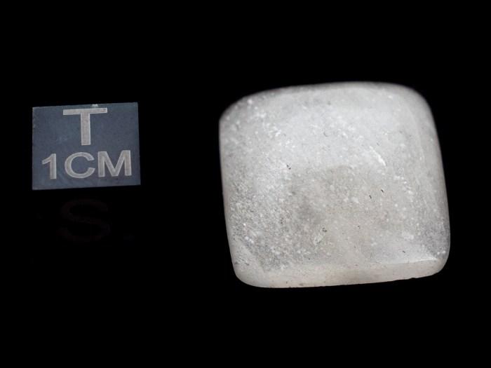 libyan desert glass cabochon 30ct