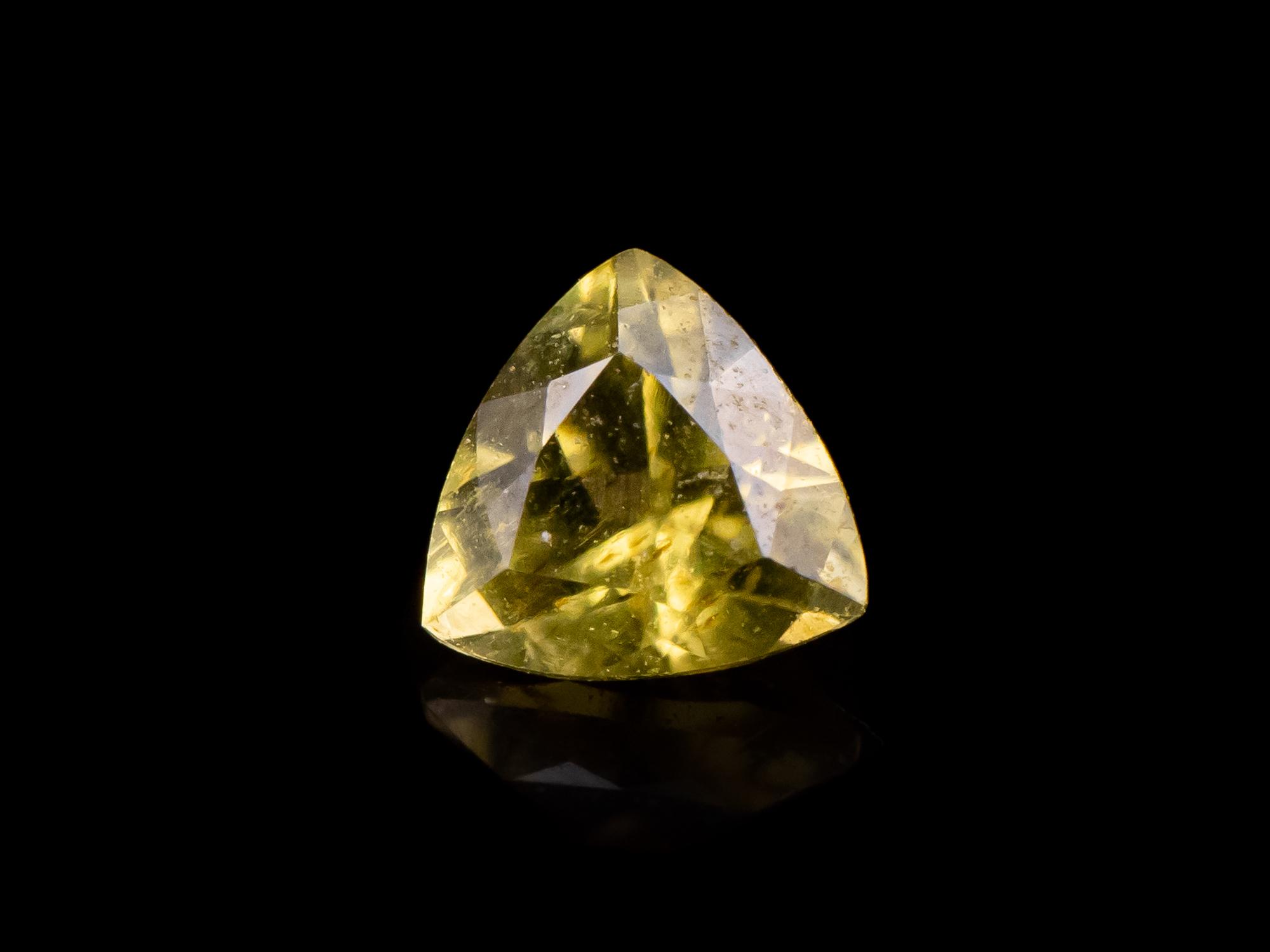 triangular shaped palladot