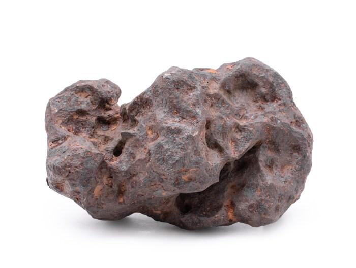 iron meteorite 1393g