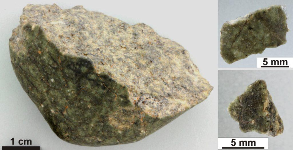 nasa moon rock donwilhelmsite