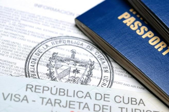 Resultado de imagen para visa cuba