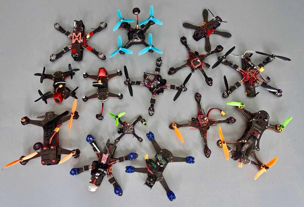 quadcopter, drones, design