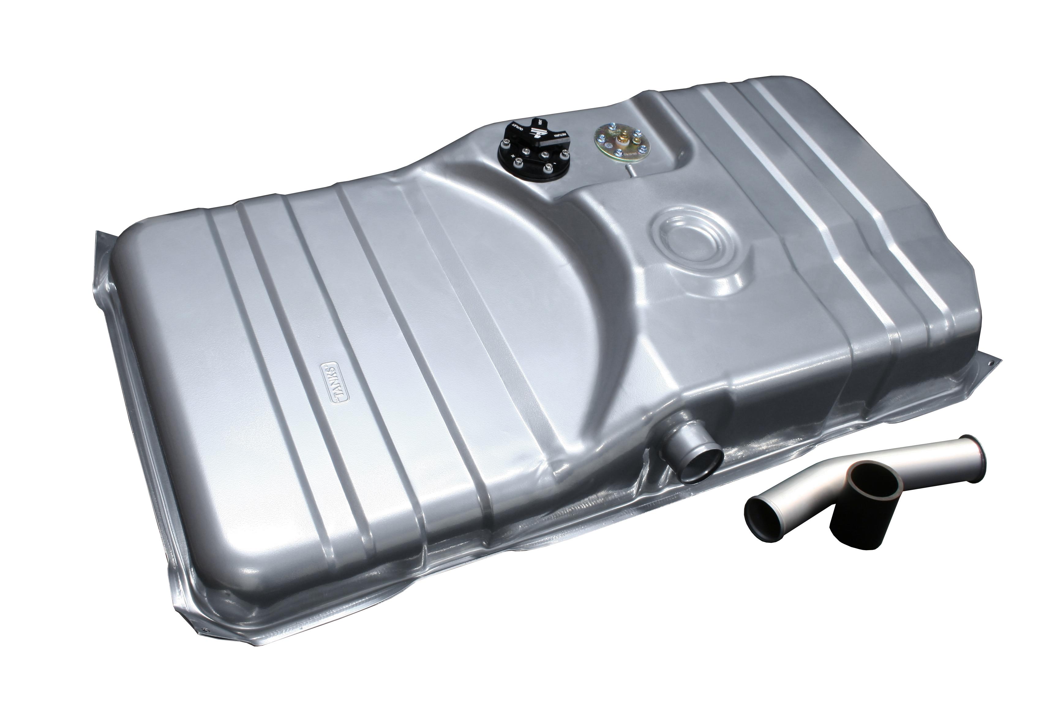75 79 Nova 340 Stealth Fuel Tank Aeromotive Inc